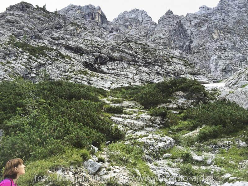 Slovenska smer v Triglavu