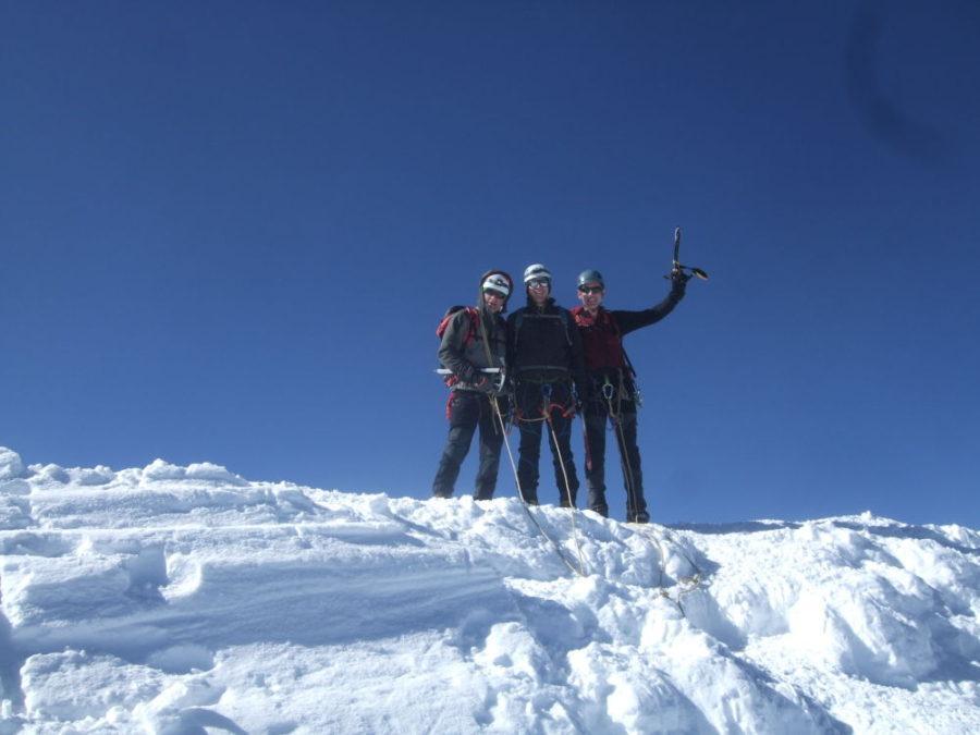 Prečenje Mont Blanca