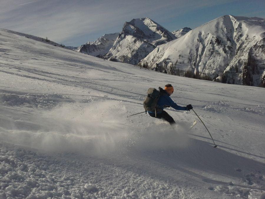 Turna smuka nad Waldom/turskim predorom – Aignerhohe 2104 m in Schopfing 2143 m
