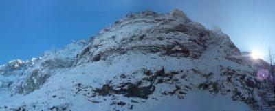 Zimski tabor KA v Trenti