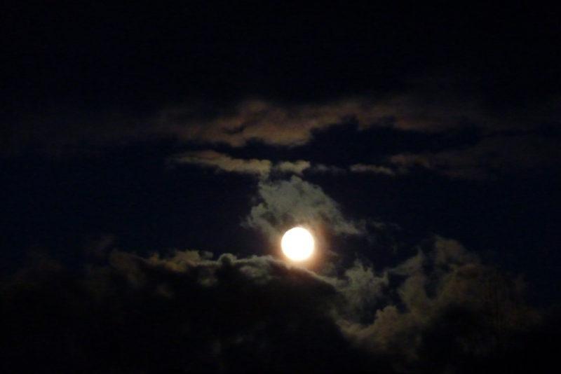 Nočna romantika na Golakih
