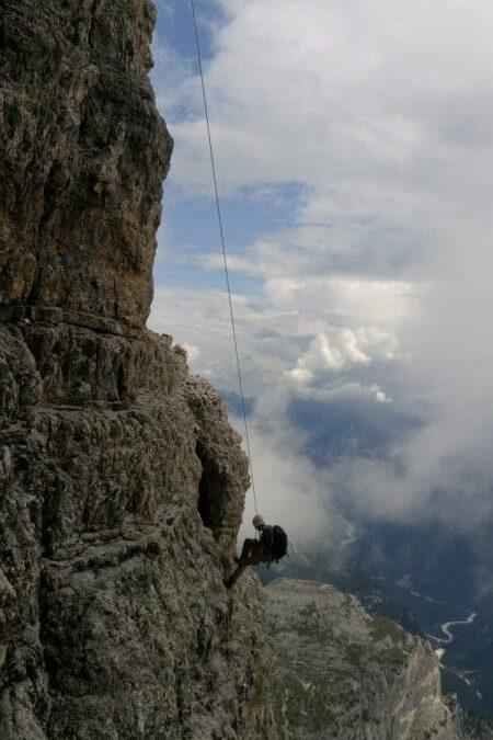 Vikend v Dolomitih