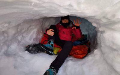 Bivakiranje alpinistične šole