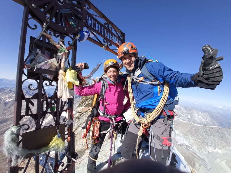 Matterhorn – Monte Cervino 4478 m