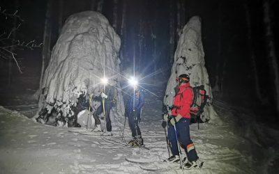 Poklon vrhunski snežni sezoni na Golakih in v Trnovskem gozdu